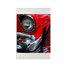 57 chevy bel air Rectangle Magnet