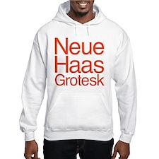 Neue Haas Grotesk Hoodie