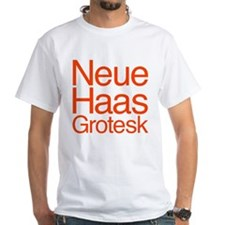 Neue Haas Grotesk Shirt