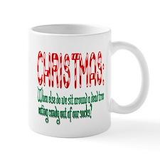 Christmas funny Mug