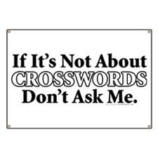 Crosswords Banner
