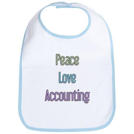 Accountant Gift Bib