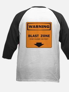 Warning Blast Tee