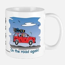 On the Road Again - Bright Sky Mug