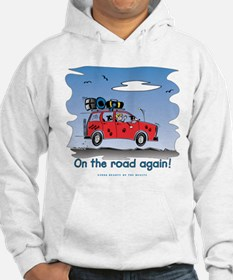 On the Road Again - Bright Sky Jumper Hoody