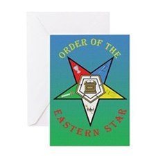 The Order Greeting Card