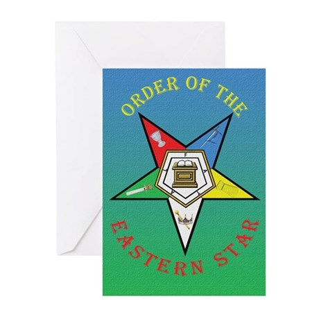 The Order Greeting Cards (Pk of 10)