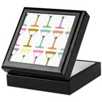 Pop Art Martini Keepsake Box