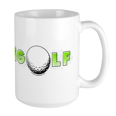 iGolf Large Mug