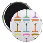 Pop Art Martini Magnet