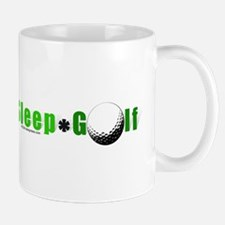 Eat*Sleep*Golf Mug