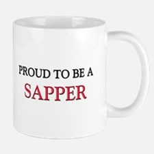 Proud to be a Sapper Mug