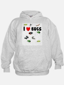 I Love Bugs (Hoodie)