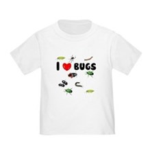 I Love Bugs (T)