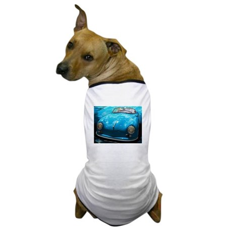 356 PORSCHE SPEEDSTER Dog T-Shirt