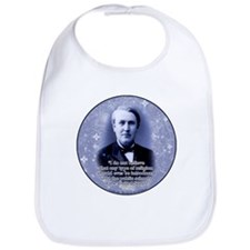 Thomas Edison Bib