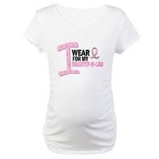 I Wear Pink For My Daughter-In-Law 21 Shirt