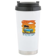 On the Road Again - At Sunset Travel Mug
