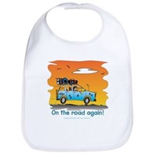 On the Road Again - At Sunset Bib
