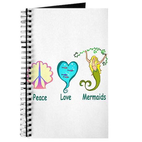 Peace,Luv, Mermaids Journal