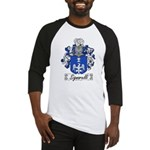 Signorelli Family Crest Baseball Jersey