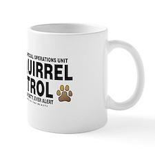 Squirrel Patrol Small Mug