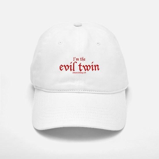 Evil Twin Baseball Baseball Cap