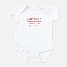 Maverick McCain Infant Bodysuit