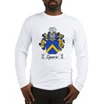 Signorini Family Crest Long Sleeve T-Shirt