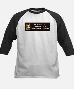 pit bull honor student Tee