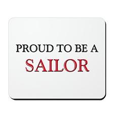 Proud to be a Sailor Mousepad