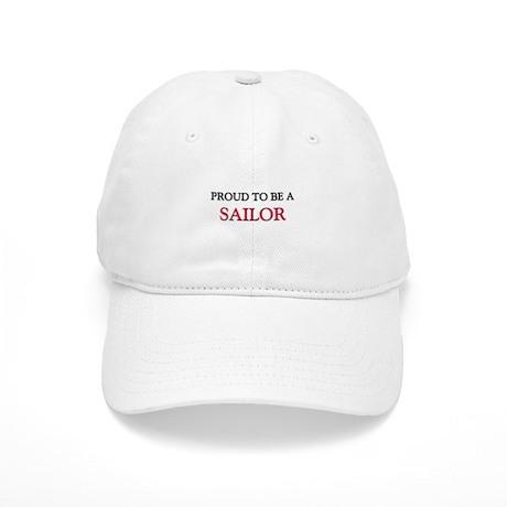 Proud to be a Sailor Cap