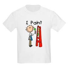 I Paint T-Shirt