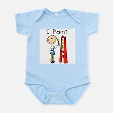 I Paint Infant Bodysuit