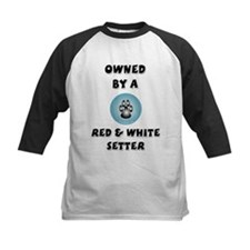 Owned by a Red & White Setter Tee
