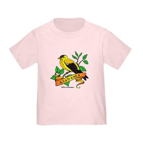 Alabama State Bird Toddler T-Shirt