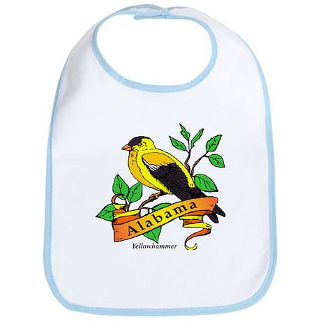 Alabama State Bird Bib