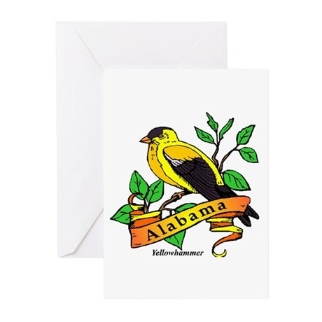 Alabama State Bird Greeting Cards (Pk of 10)