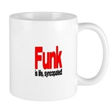Funk is Life, Syncopated! Mug