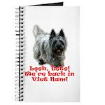 Look Toto! We're back in Viet Journal