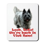 Look Toto! We're back in Viet Mousepad