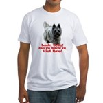 Look Toto! We're back in Viet Fitted T-Shirt
