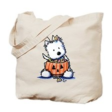 Hallowestie Tote Bag