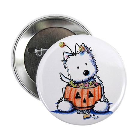 """Hallowestie 2.25"""" Button"""