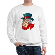 Mean Old Scrooge Sweatshirt