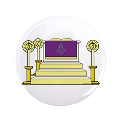 "The Altar 3.5"" Button (100 pack)"