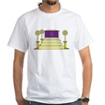 The Altar White T-Shirt