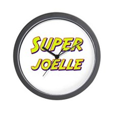 Super joelle Wall Clock