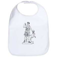 Diana and Stag Bib