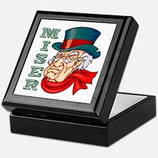 Miserable Miser Keepsake Box